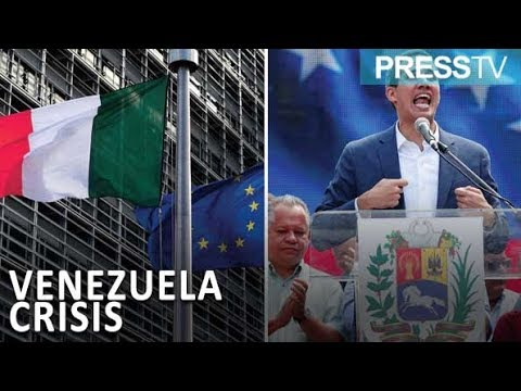 [05 Feb 2019] Italy blocks EU position in recognizing Venezuela\'s opposition leader - English