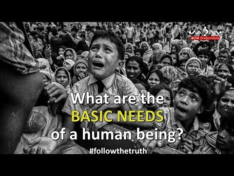 |Episode 15| FollowTheTruth|Season One What are the BASIC NEEDS of a human being - English