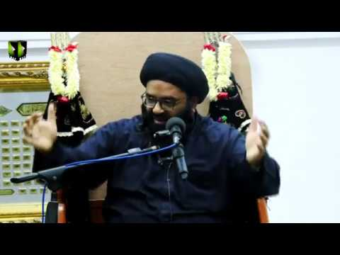 [Majlis 5] Alqabat e Hazrat e Fatima Zehra(s.a) | H.I Kazim Abbas - Urdu