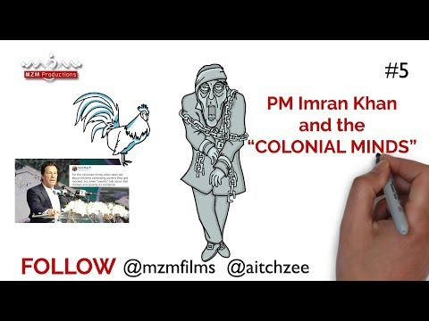 "Season 1|Episode 5(English)|PM Imran Khan and the ""COLONIAL MINDS- English"
