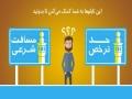 [Clip] موشن گرافیک احکام نماز مسافر - Ahkam Nazam Safar - Farsi