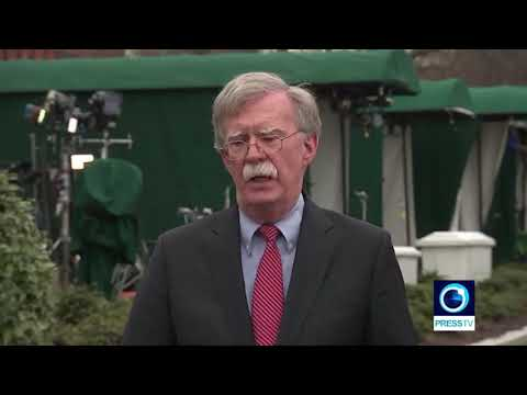 [15 Feb 2019] Bolton: Most of Maduro's military and top brass negotiating with opposition - English