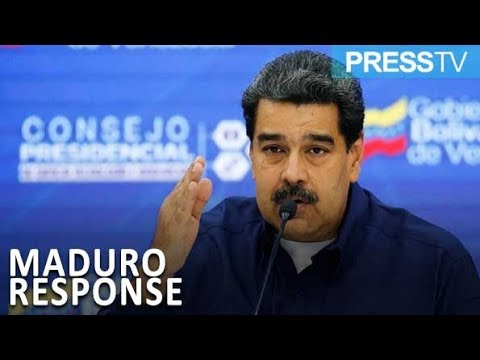 [19 Feb 2019] Maduro: US president speaking in almost Nazi style - English