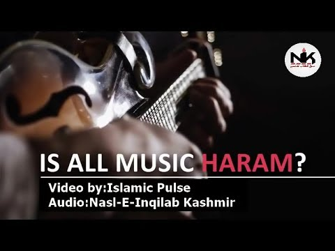 Kya gyawun(music) cha haraam? | kashmiri language - English sub