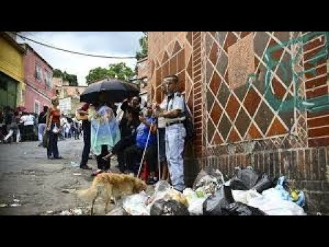 [20 Feb 2019] Venezuelans suffering from an economic crisis caused by external and internal forces - English