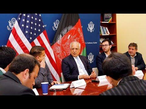 [Documentary] 10 Minutes: The U.S.-Taliban Talks - English