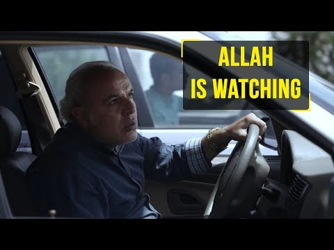 Short Film I Allah Dekh Raha Hai I Allah is Watching I CCTV ya Allah, kisse zyada dare - Urdu/Hindi