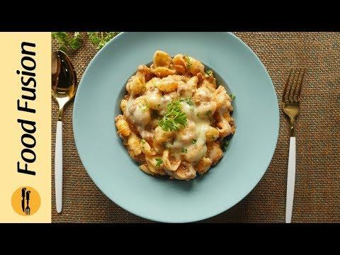[Quick Recipe] CheeseBurger Shell Pasta - English Urdu