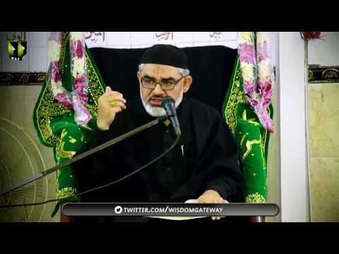 [Clip] اللہ کی نگاہ میں بد ترین بندہ کون ہے؟   H.I Syed Ali Murtaza Zaidi - Urdu