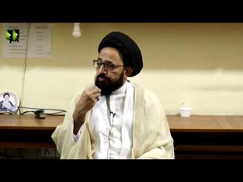 [Lecture] Topic: عوامی خدمت کے 2 اصول : امانتداری اور قول کی سچائی   H.I Sadiq Raza