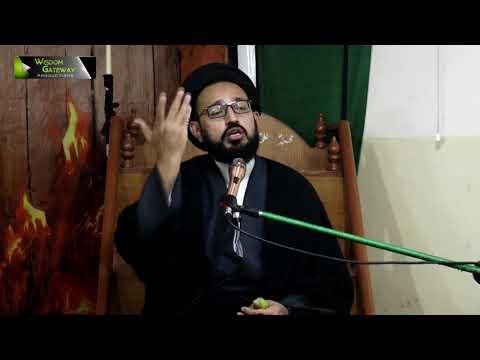 [Majlis] Topic: انقلابِ مہدوی کی تیاری اور آئمہ طاہرینؑ کی حکمت عملی   H.I