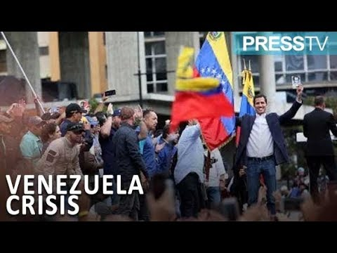 [13 March 2019] Anti-government protesters rally again in Caracas - English