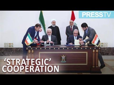 [14 March 2019] Iran, Iraq hail \'turning point\' in \'strategic\' ties - English