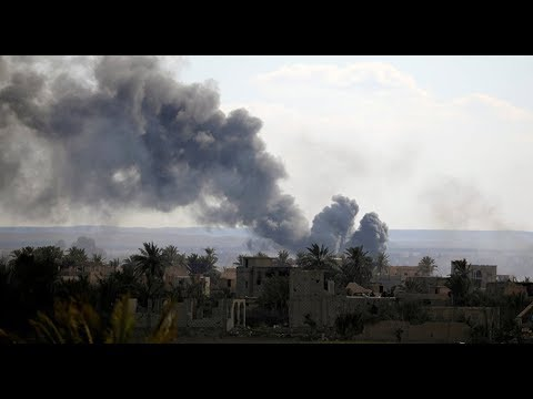 [18 March 2019] 10 civilians killed in US-led attack on Syria\'s Baghouz - English