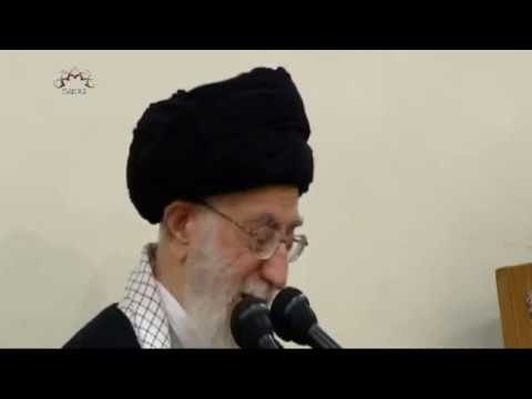 [17Mar2019] ایرانی عوام حقیقی دشمن کو پہچانتے ہیں - Urdu