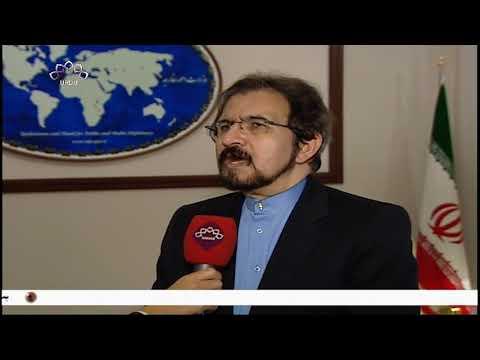 [20Mar2019] اسرائیل کو ایران کا سخت انتباہ   - Urdu