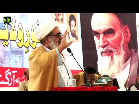 [Speech] H.I Hasan Salahuddin | Noor-e-Wilayat Convention 2019 | Imamia Organization Pakistan - Urdu
