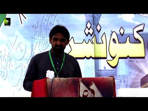 Sahifa e Kaamla | Noor-e-Wilayat Convention 2019 | Imamia Organization Pakistan - Urdu