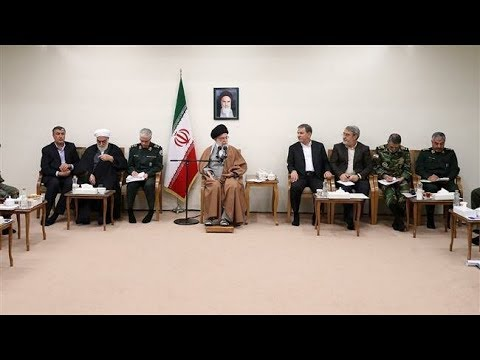 [3 April 2019] Iran Leader calls for concrete steps in relief operation - English