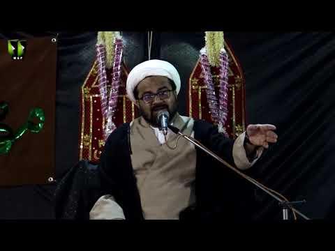 [Majlis] Shahadat Imam Mosa Kazim (as) | Moulana Muhammad Raza Dawoodani - Urdu
