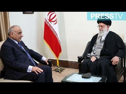 [7 April 2019] Make US troops leave Iraq as soon as possible: Ayatollah Khamenei  - English