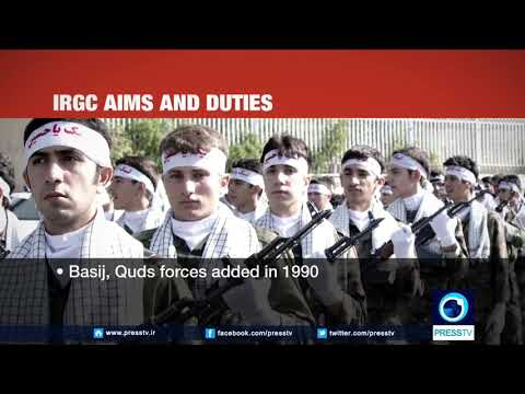 [10 April 2019] Lets take a brief look at IRGC and its responsibilities - English