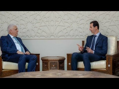 [15 April 2019] Fate of Middle East must only be decided by its people: Syria's Assad - English