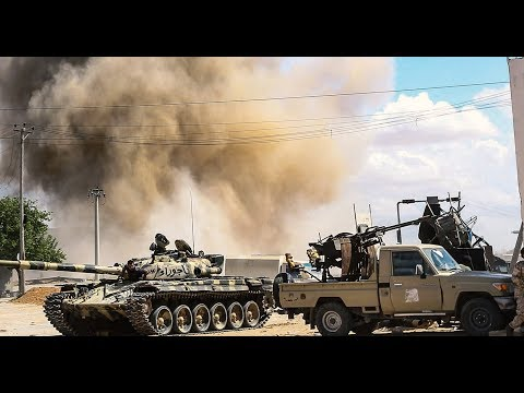 [15 April 2019] The Debate - Saudi Role In Libya - English