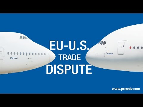 [18 April 2019] Debate: EU-U.S. trade dispute - English