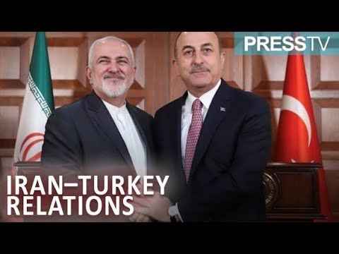 [18 April 2019] Zarif: Iran, Turkey hope region's fate will be determined by its people - English