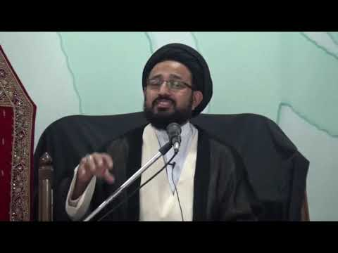 [Majlis] Topic: Naymat e Waldain or Hamara Amal | H.I Sadiq Raza Taqvi | 20 March 2019 - Urdu