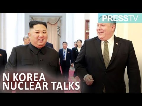 [20 April 2019] North Korea wants Pompeo removed from nuclear talks - English