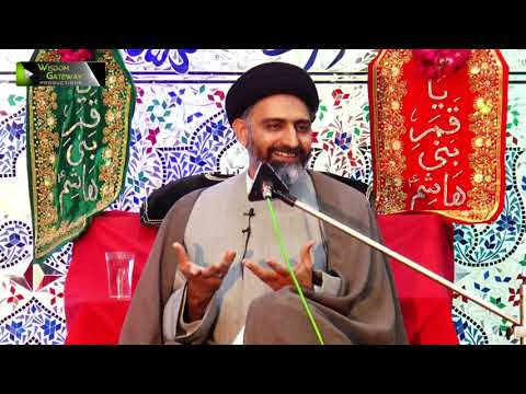 [3] Topic: Zahoor-e-Imam Mahdi Or Aakhir uz Zamaan | Moulana Nusrat Bukhari - Urdu