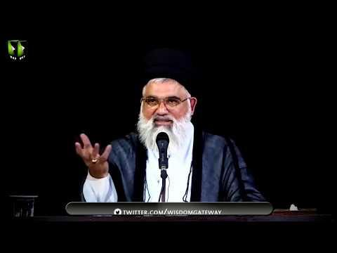 [Clip]  تقویٰ تحفظِ حیاتِ انسان | H.I Syed Jawad Naqvi - Urdu