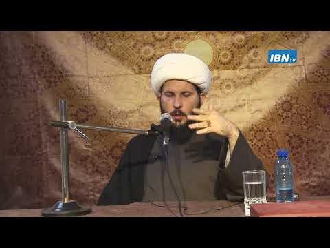 02 Session   Child Upbringing The Islamic Way   Shk Hamza Sodaghar - English