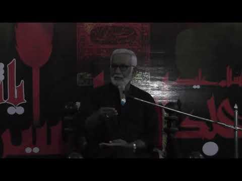 [04.Majlis]Topic: Tauheed Engr Syed Hussain Moosavi P-II -Sindhi