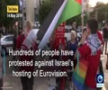 [16 May 2019]  Hundreds in Tel Aviv march in solidarity with Palestinians - English