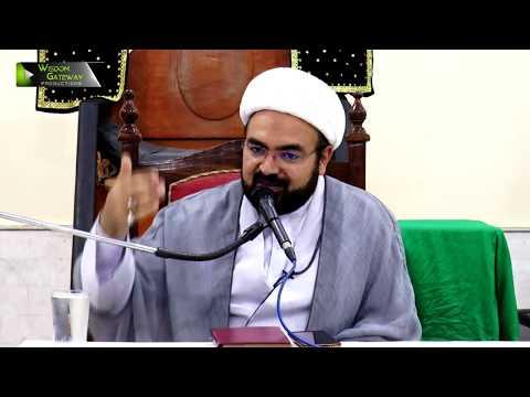 [Lecture 5] Topic: مہدویت ۔ ظہور امام زمان عج | H.I Ali Asghar Saifi - Urdu