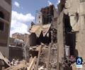 [18 May 2019] Saudi warplanes target residential area in Yemeni capital Sana\'a - English