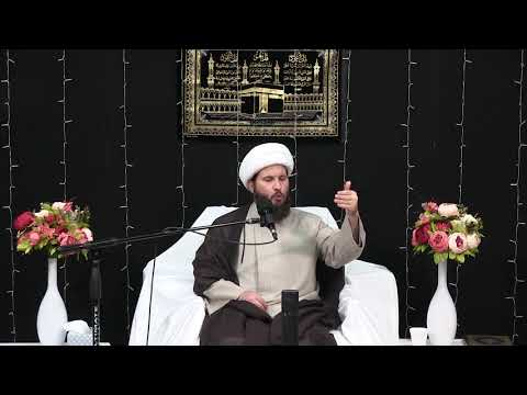 The importance of not making impermissible what God has allowed - Sheikh Hamza Sodagar [English]