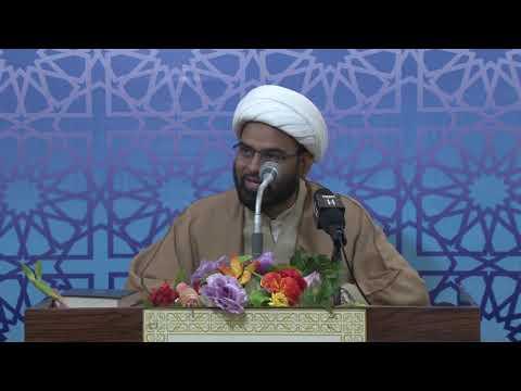 Dars [06] Akhlaq wa Zindagi, اخلاق و زندگی - Urdu