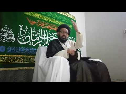 [2] Topic:  Dua e Iftitah - دعا افتتاح | H.I Sadiq Raza Taqvi - Urdu