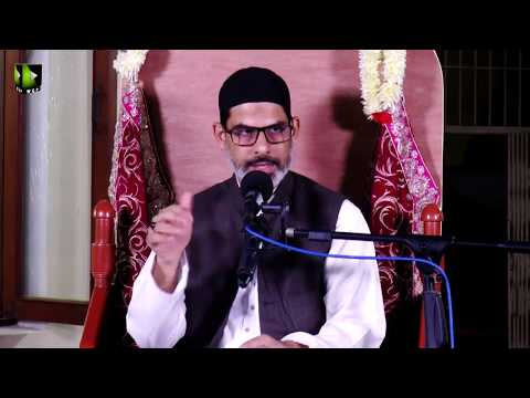 [4] Tafser Surah Yaseen | Moulana Mubashir Zaidi | Mah-e-Ramzaan 1440 - Urdu