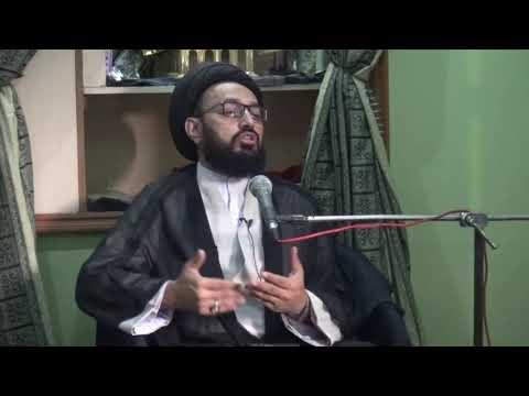 [Majlis] Topic: Bistar-e-Shahadat Say Wasiyat-e-Ali (as) | H.I Sadiq Raza Taqvi - Urdu