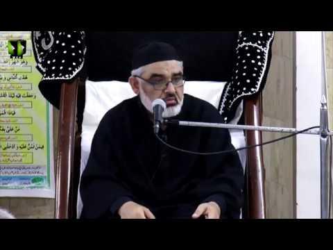 [Majlis 1] Topic: Noor e Vilayat or Shab e Qadr | H.I Ali Murtaza Zaidi | Mah-e-Ramzaan 1440 - Urdu
