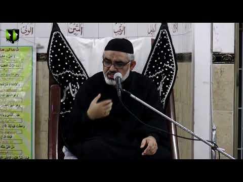 [Majlis 3] Topic: Noor e Vilayat or Shab e Qadr | H.I Ali Murtaza Zaidi | Mah-e-Ramzaan 1440 - Urdu