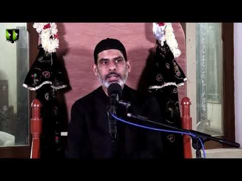 [Majlis 3] Topic: Naimat-e-Vilayat | Moulana Mubashir Zaidi | Mah-e-Ramzaan 1440 - Urdu