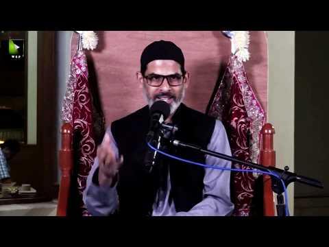 [8] Tafser Surah Yaseen | Moulana Mubashir Zaidi | Mah-e-Ramzaan 1440 - Urdu