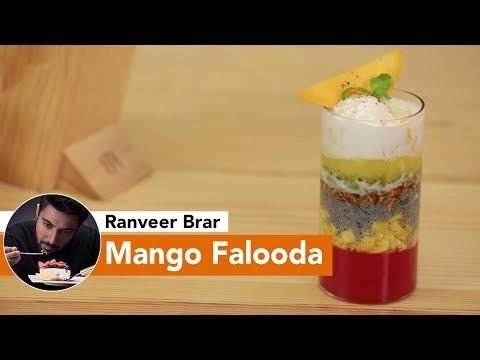 Mango Falooda | मैंगो फालूदा | Chef Ranveer Urdu