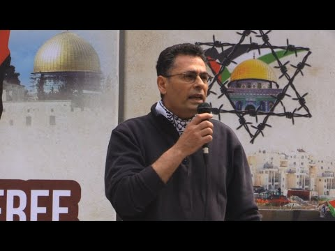Br. Robert Massoud - Toronto Al-Quds Rally 2019 - English